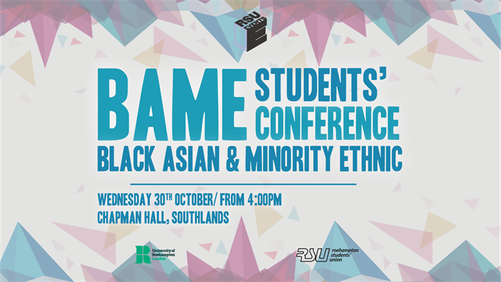 BAME Students Conference