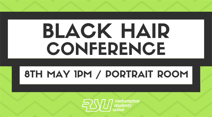 Black Hair Conference
