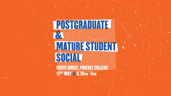 Postgraduate and Mature Students Social