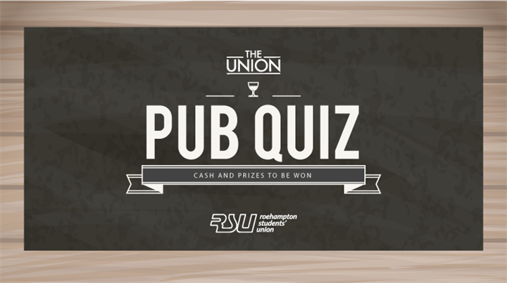 The Sunday Pub Quiz