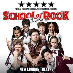 School of Rock : Musical Trip