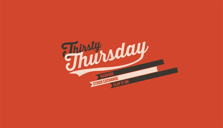 Thirsty Thursdays - Best of Summer Ball Acts
