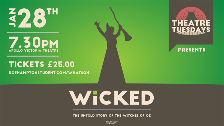 Theatre Tuesdays : Wicked