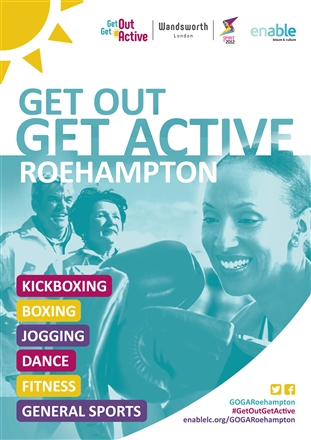 Roehampton Beginners Running Group (Community)