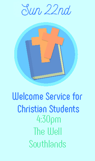 Welcome Service for Christian Students
