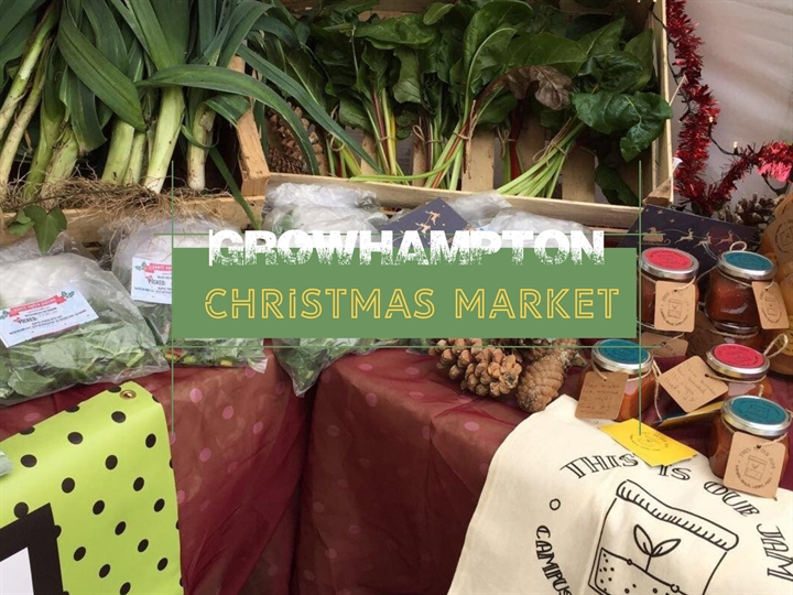Growhampton Christmas Market