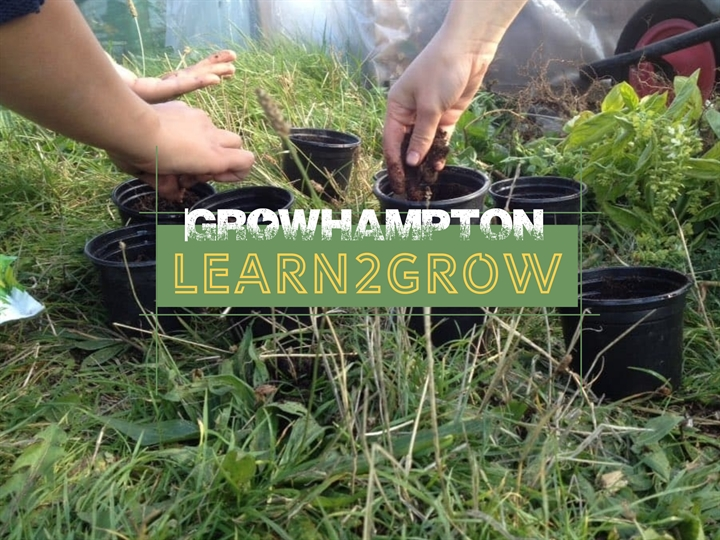 Learn2Grow: Woodland Wellbeing / Gardening in the Forest'