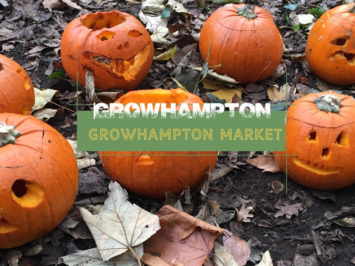 Growhampton Market: Square in the Square