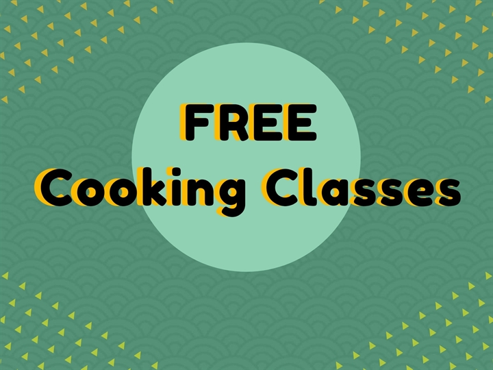 Free Cooking Course!