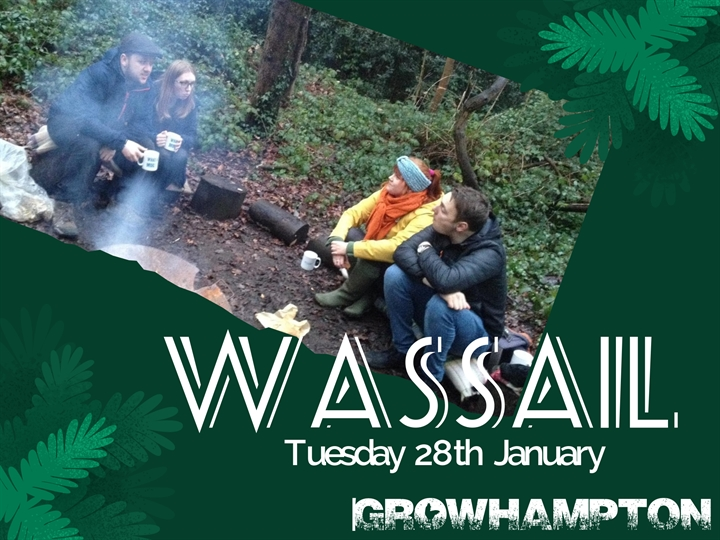 Wassail in the Woods