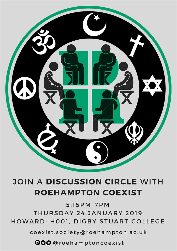 Interfaith Discussion Circle
