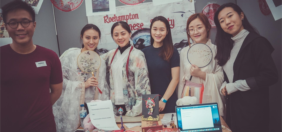 Here at Roehampton, we have over 50 different Societies covering a wide range of students Interests, so there is something here for everyone!